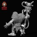 HM Hardcore Miniatures Ork Previews 20