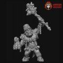 HM Hardcore Miniatures Ork Previews 24