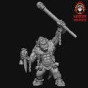 HM Hardcore Miniatures Ork Previews 25