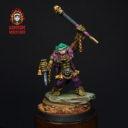 HM Hardcore Miniatures Ork Previews 27