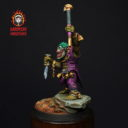 HM Hardcore Miniatures Ork Previews 29