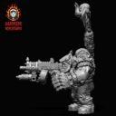 HM Hardcore Miniatures Ork Previews 3