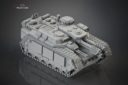 Mortian Previews Medium Tank Hunter 25