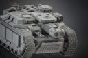 Mortian Previews Medium Tank Hunter 27