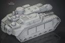 Mortian Previews Medium Tank Hunter 29