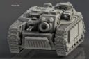 Mortian Previews Medium Tank Hunter 35