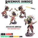 Ravenous Hordes Ratmen Army 51