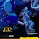 Unit9 Juli Jubiläums Patreon 7