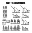 Unreleased ThegnFootWarriors