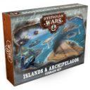 Warcradle Studios Islands And Archipelagos Set 1