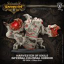 Warmachine Infernal Colossals 2