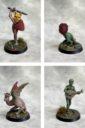 AM Medieval Marginalia Miniatures 2