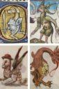 AM Medieval Marginalia Miniatures 6