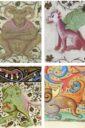 AM Medieval Marginalia Miniatures 7