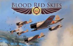 Blood Red Skies Battle Of Midway Starter Set 1