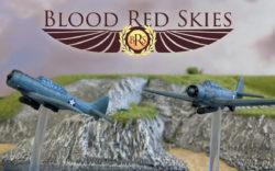 Blood Red Skies Battle Of Midway Starter Set 2