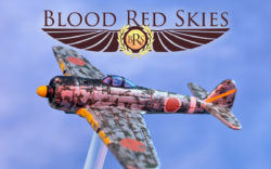 Blood Red Skies Battle Of Midway Starter Set 3