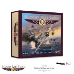 Blood Red Skies Battle Of Midway Starter Set 7