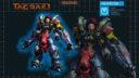 Corvus Belli Infinity TAG Raid Previews 3