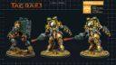 Corvus Belli Infinity TAG Raid Previews 4