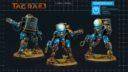 Corvus Belli Infinity TAG Raid Previews 5