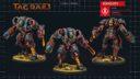 Corvus Belli Infinity TAG Raid Previews 6