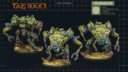 Corvus Belli Infinity TAG Raid Previews 7