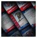 Games Workshop Blood Bowl Shambling Undead Team Card Pack (Englisch) 3