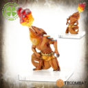 Gekko Firebreather Background