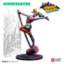 Knight Models Previews Escape From Arkham Asylum2