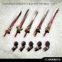 Kromlech Seraphim Knights Crimson Swords Left 1