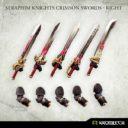 Kromlech Seraphim Knights Crimson Swords Right 1
