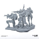 LD 75mm And 35mm Scale Talon Squad And Nora 2