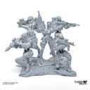 LD 75mm And 35mm Scale Talon Squad And Nora 3