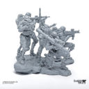 LD 75mm And 35mm Scale Talon Squad And Nora 4