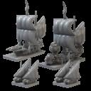 MG Mantic Twilight Kin Booster Fleet 2