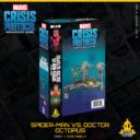 Marvel Crisis Protocol Spider Man Vs. Doctor Octopus 1