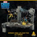 Marvel Crisis Protocol Spider Man Vs. Doctor Octopus 2