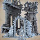 Ruined Tower Asgard Rising 9