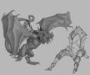 Spellcrow Batthrone