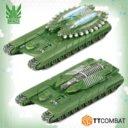 TTC Dropzone Scimitar Heavy Tanks