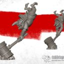 Tabletop Art Fantasy Football Goblins 2