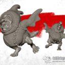 Tabletop Art Fantasy Football Goblins 4