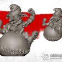Tabletop Art Fantasy Football Goblins 5