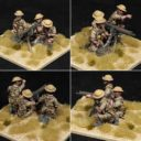 The Plastic Soldier Company 1:72 8th Army Heavy Weapons Preview