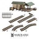 Warcradle Studios Warcradle Scenics Augusta Industrial Set 15