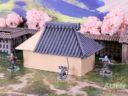 3D Alien Worlds Samurai Rooftile Panels 1