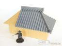 3D Alien Worlds Samurai Rooftile Panels 2
