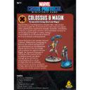 AMG Marvel Colossus & Magik 2