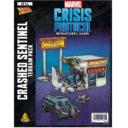 AMG Marvel Crashed Sentinel Terrain Expansion 1
